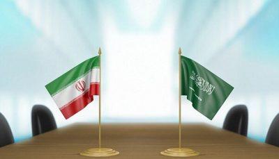 یک هیات سعودی به تهران سفر کرده است