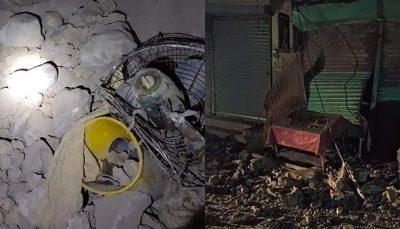 ۲۰ کشته و صدها زخمی در زلزله پاکستان