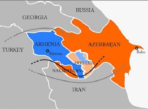 تنش میان تهران و باکو