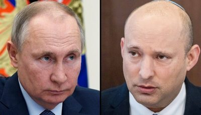روسیه اسرائیل دبکا فایل
