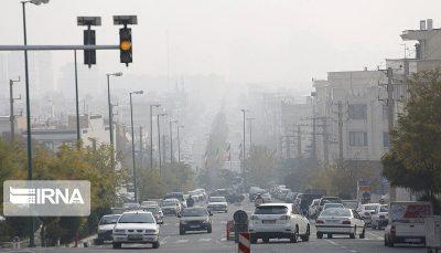 هوای تهران وارد شرایط ناسالم شد