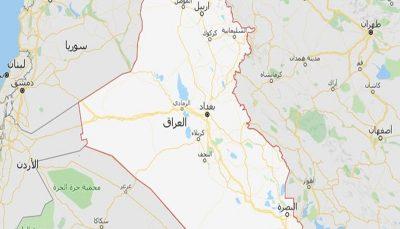 تمامی مرزهای زمینی و هوایی عراق مسدود است