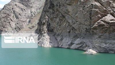 کاهش بیش از یک میلیارد مترمکعبی آب سدهای کشور در مهرماه