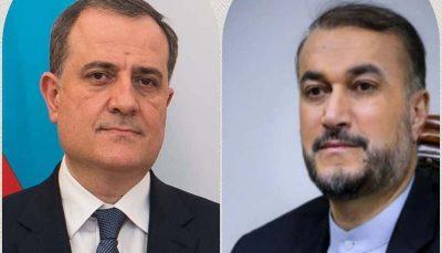 امیرعبداللهیان: تهران مصمم به توسعه روابط دوجانبه با باکو است
