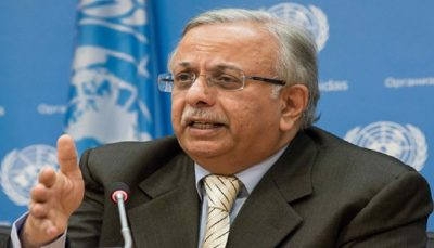 عربستان از مقر سازمان ملل رژیم صهیونیستی را مورد حمله قرار داد