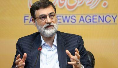 قاضیزاده دستور برکناری مدیرکل بنیاد شهید استان کهگیلویه و بویراحمد را صادر کرد