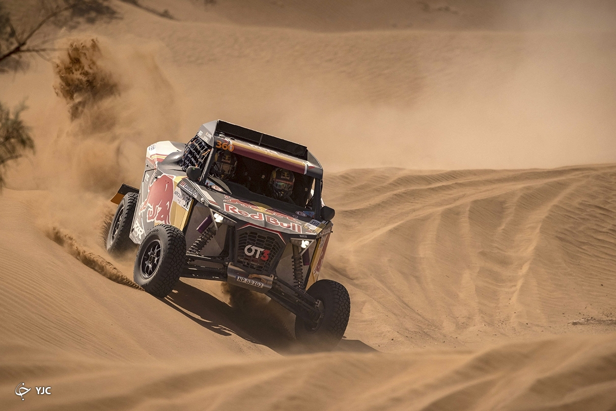 رالی مراکش ۲۰۲۱
