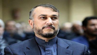 امیرعبداللهیان جانشین رئیس جمهور در شورای عالی امور ایرانیان خارج از کشور شد