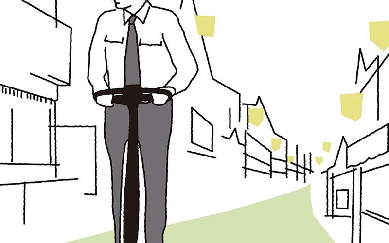 سه چرخه برقی تویوتا با قابلیت حمل سرنشین ایستاده و نشسته رونمایی شد