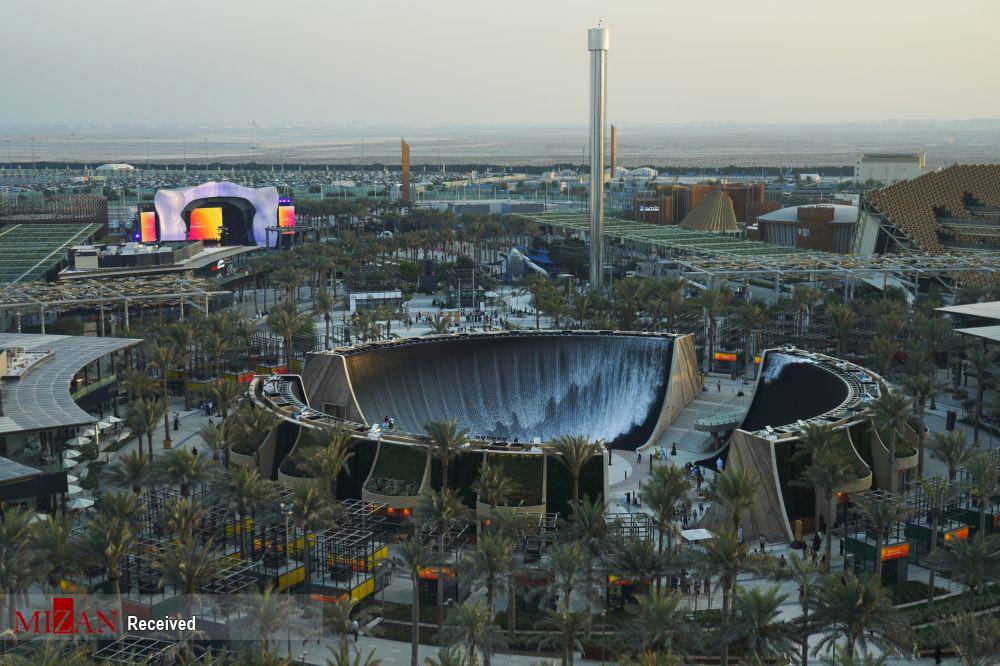 فرایند نمایشگاه اکسپو ۲۰۲۰ - دبی