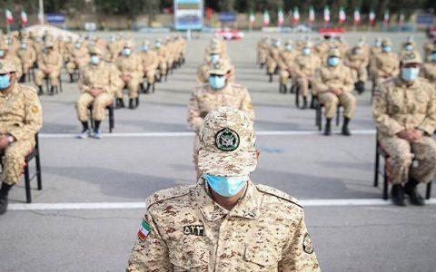 سردار سرتیپ تقی مهری: دو سوم اضافه خدمت سربازان متاهل بخشیده شد