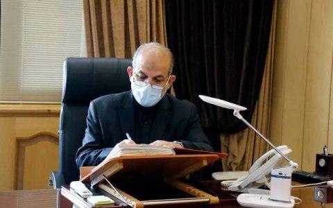 وزیر کشور حکم 4 شهردار جدید را صادر کرد