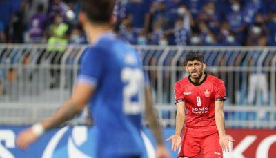 پرسپولیس از لیگ قهرمانان آسیا کنار رفت