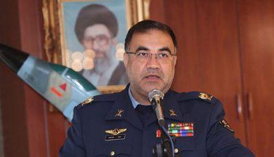 فرمانده نیروی هوایی ارتش: هدف سپاه و ارتش فقط یکی است