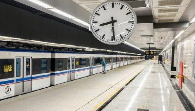 مترو تهران تا ۹ فردا صبح رایگان شد