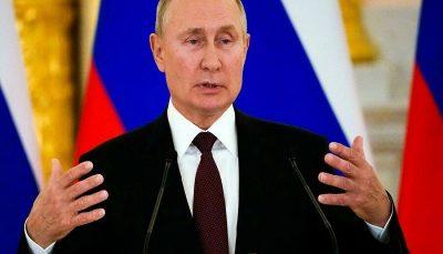 پوتین: مسکو، حزبالله را یک قدرت سیاسی مهم در لبنان میداند