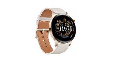 رونمایی هوآوی از ساعت هوشمند Watch GT 3
