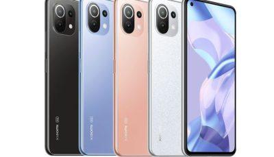 گوشی شیائومی 11 لایت NE 5G با قیمتی اقتصادی معرفی شد