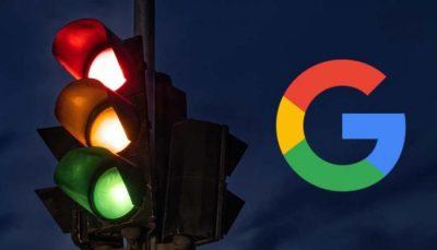 گوگل مشغول توسعه فناوری هوش مصنوعی برای چراغ های راهنمایی
