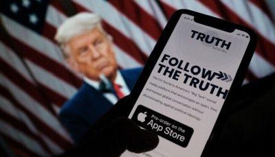 شبکه اجتماعی ترامپ نیامده متهم شد