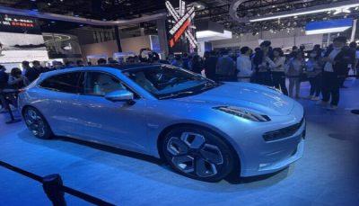 خودرو الکتریکی جیلی Zeekr 01 به عنوان قاتل تسلا معرفی شد